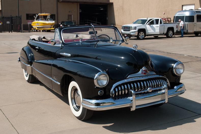 Bermuda Car Rental >> 1948 Buick Super | Art & Speed Classic Car Gallery in ...