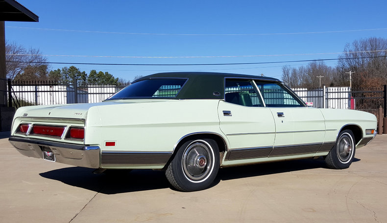 Bermuda Car Rental >> 1971 Ford LTD | Art & Speed Classic Car Gallery in Memphis, TN