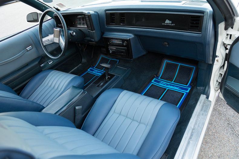 1987 1987 Chevrolet El Camino For Sale