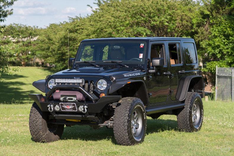 2012 Jeep Rubicon