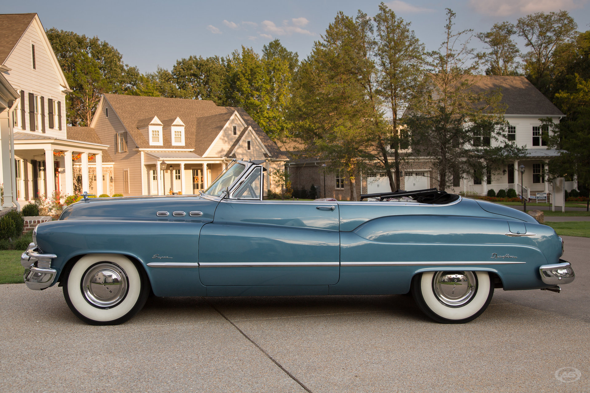 1950 Buick Super 8 For Sale 75173 Mcg