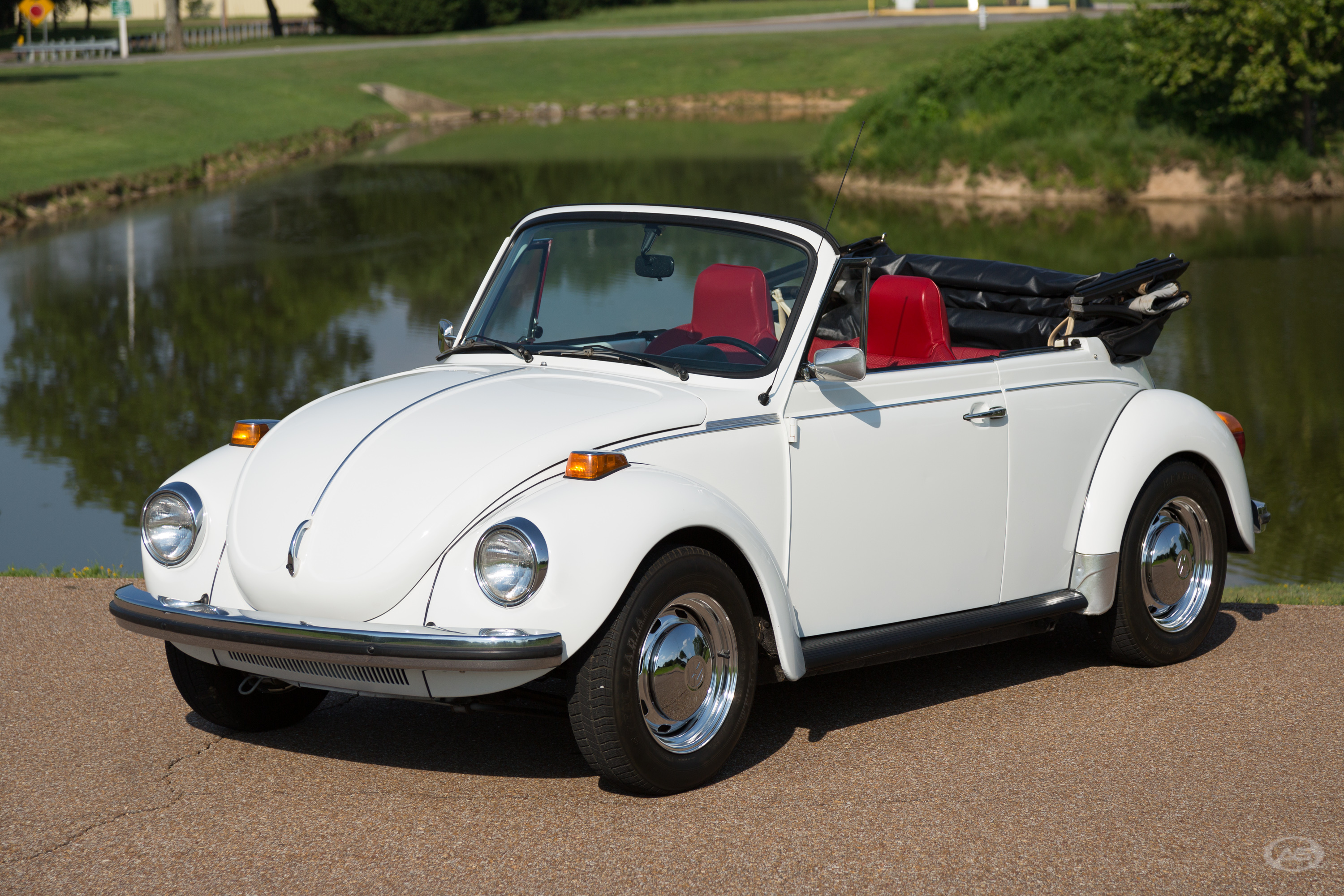1973 Volkswagen Super Beetle For Sale 67783 Mcg