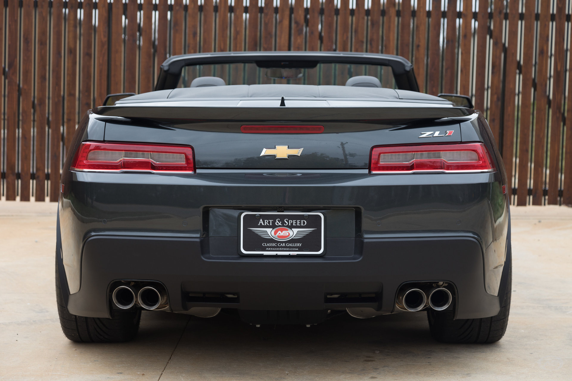 2015 Chevrolet Camaro Zl1 For Sale 75169 Mcg