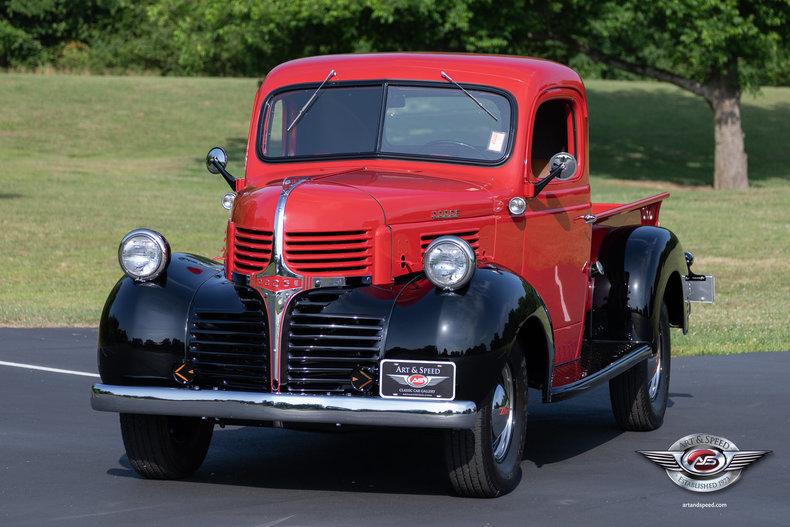 1946 Dodge 1/2-Ton Pickup
