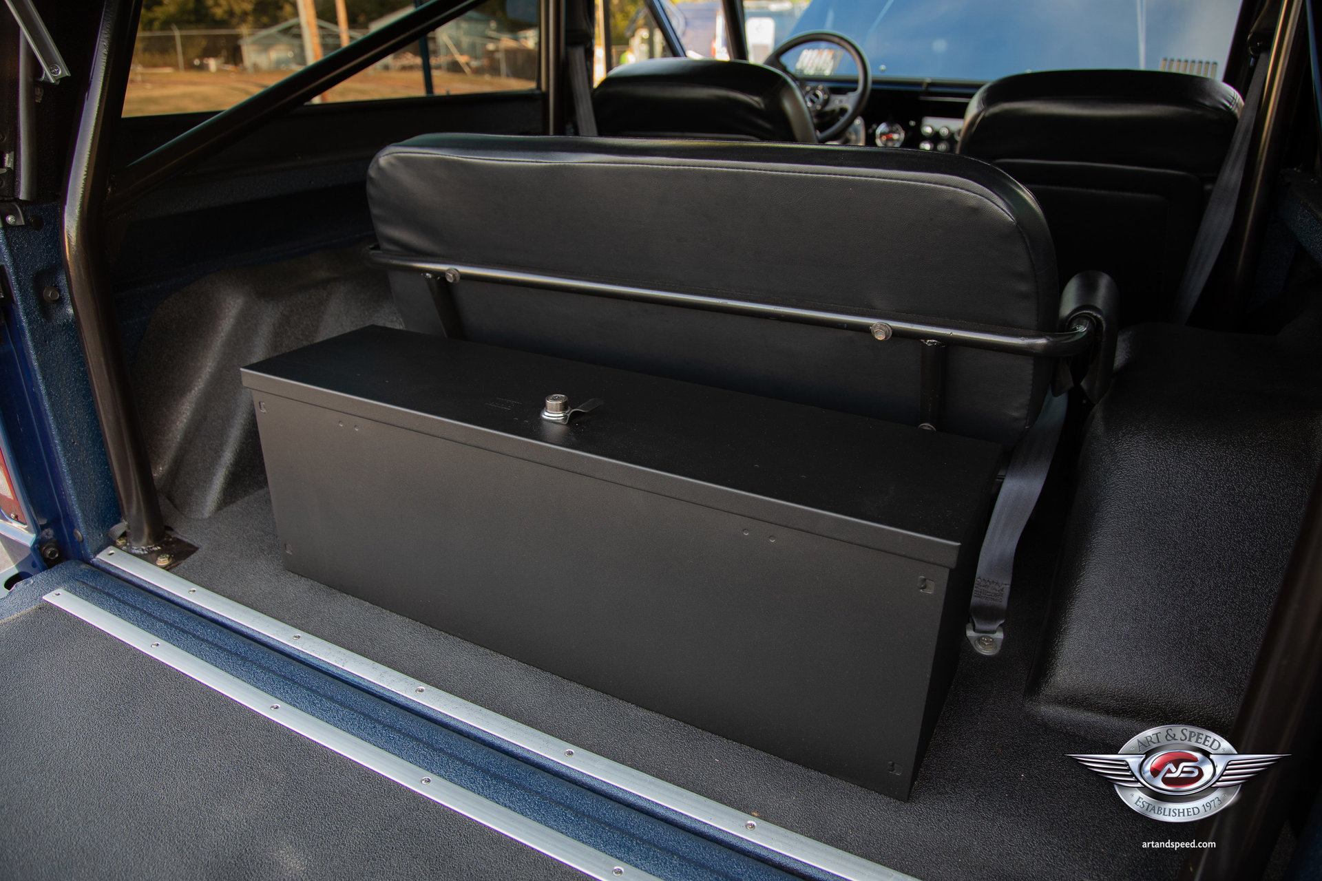 1971 Ford Bronco For Sale 93821 Mcg Interior