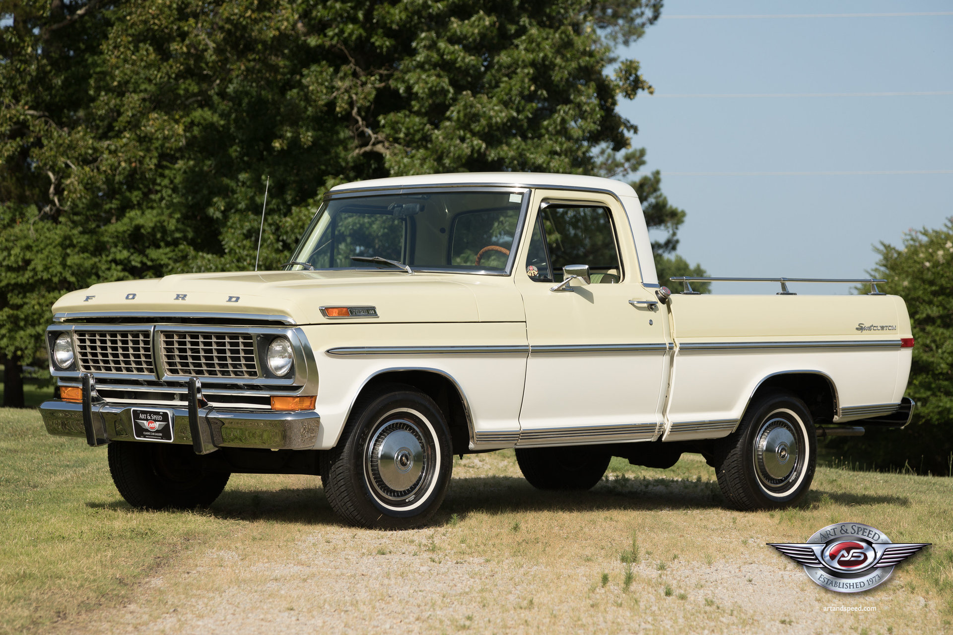 1970 Ford F100 Berlin Motors Pickup Truck For Sale