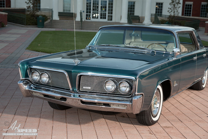 1964 Imperial Lebaron | Art & Speed Classic Car Gallery in Memphis, TN