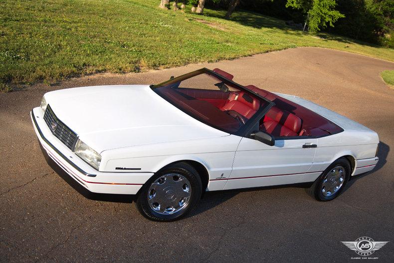 1993 Cadillac Allante Art Amp Speed Classic Car Gallery In