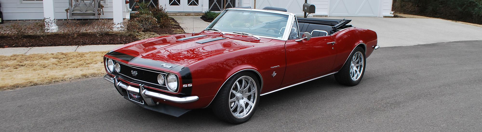 Vintage Car Rental Memphis