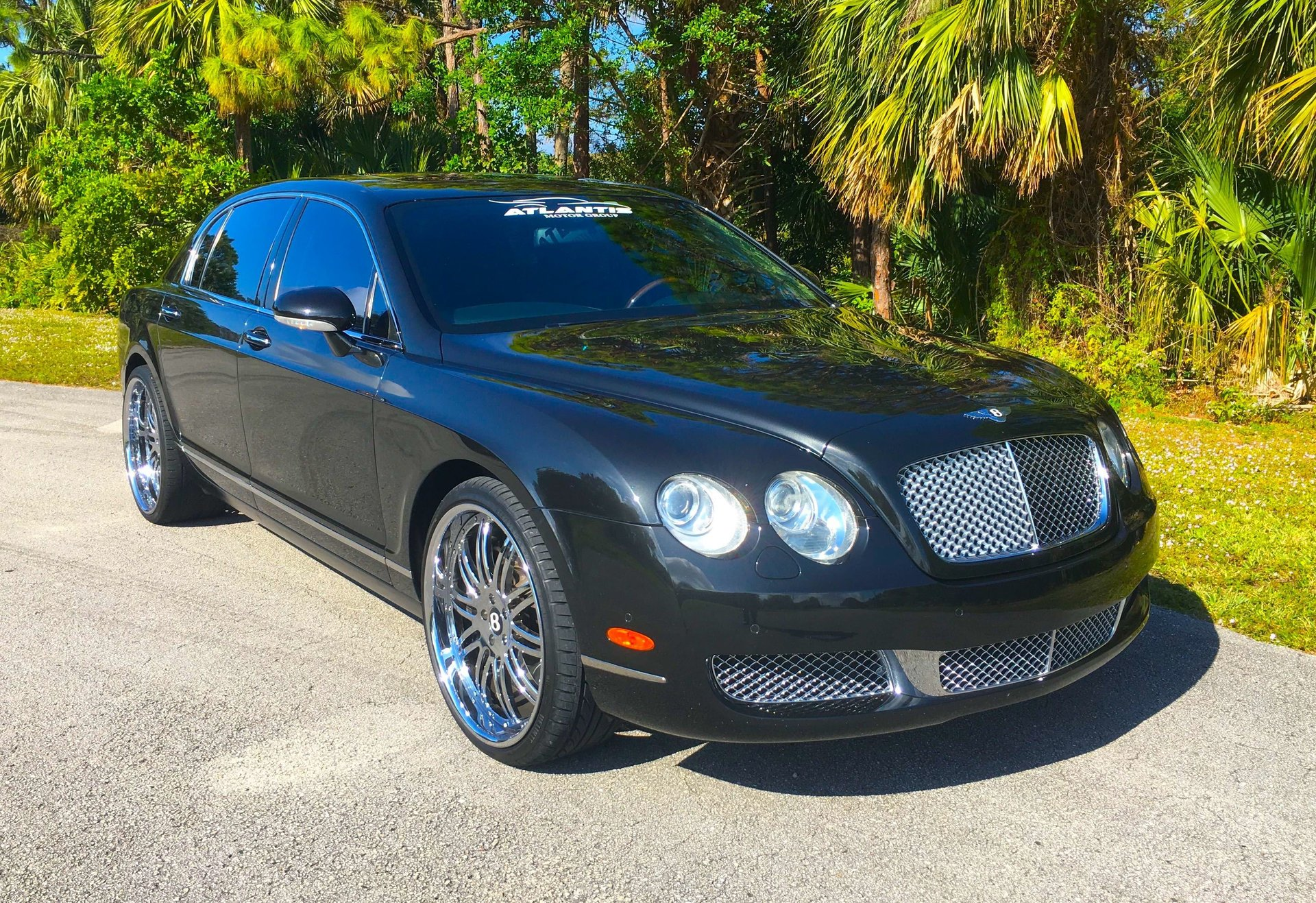 1180e4b41c05 hd 2007 bentley continental