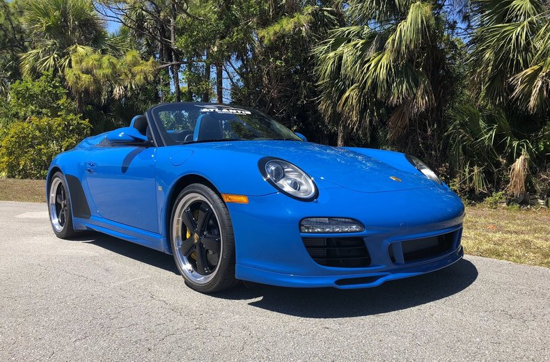 2011 Porsche 911 Speedster For Sale 84128 Mcg