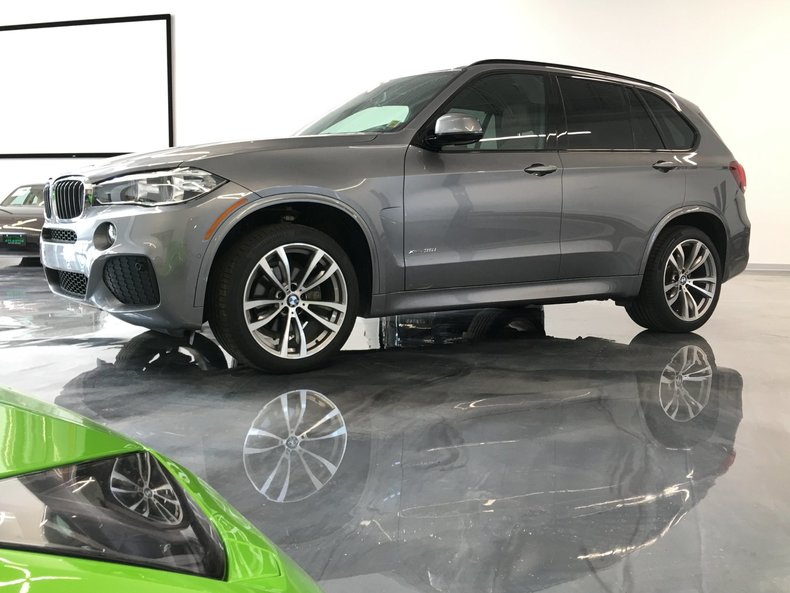 2017 BMW X5 M-Sport Package