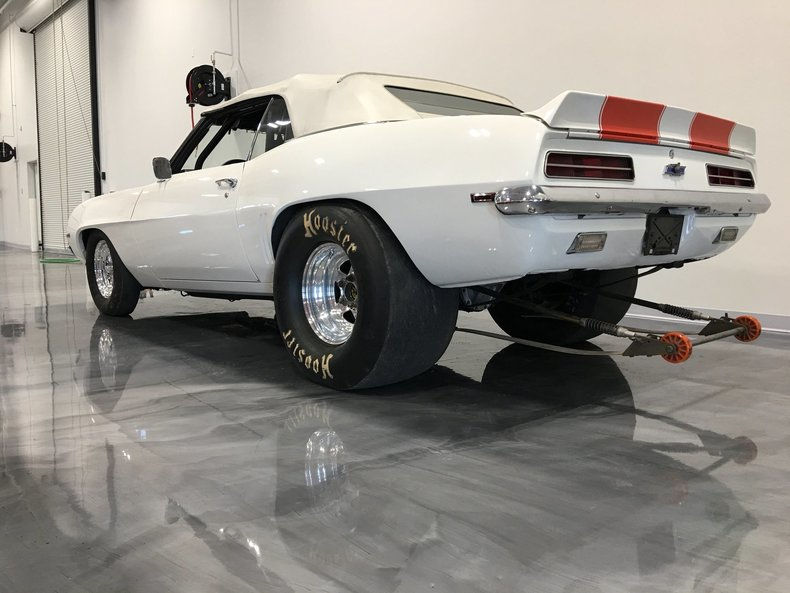1969 Chevrolet Camaro RS Dragster