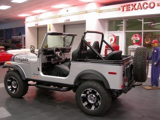 For Sale 1980 Jeep CJ-7