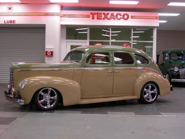 For Sale 1939 Nash Ambassador
