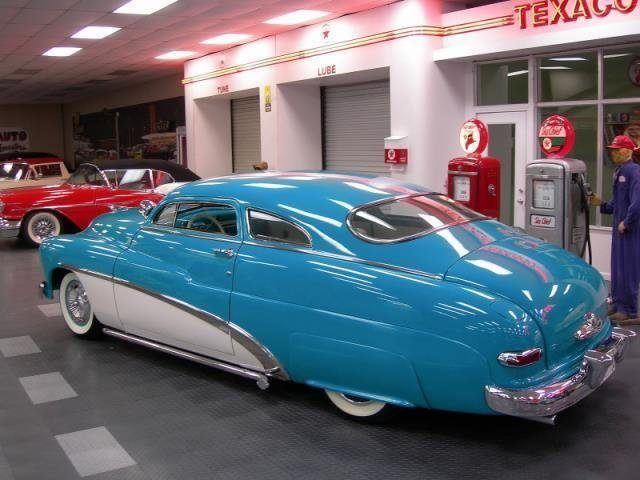 For Sale 1949 Mercury Coupe