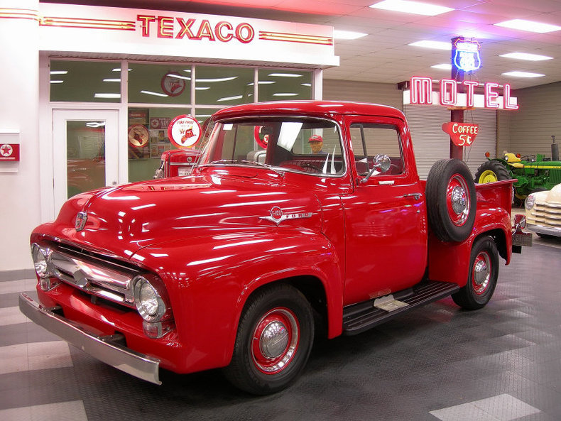 For Sale 1956 Ford F100