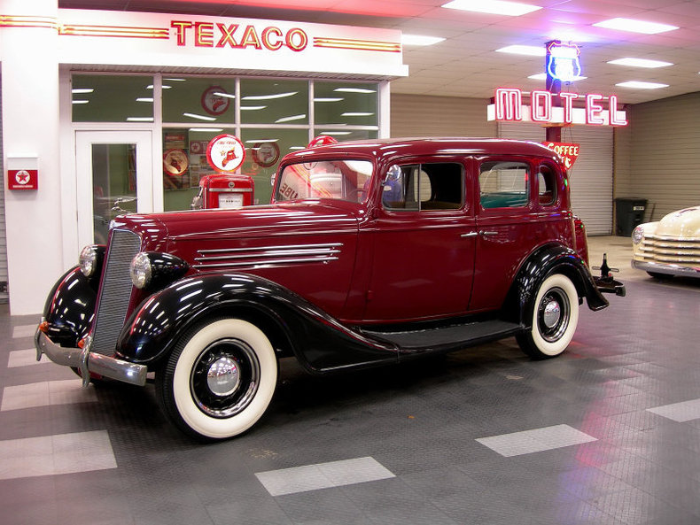 1935 Buick 50 Series