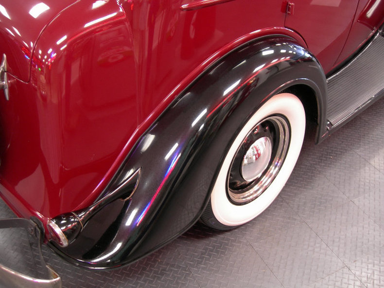 For Sale 1935 Buick 50 Series