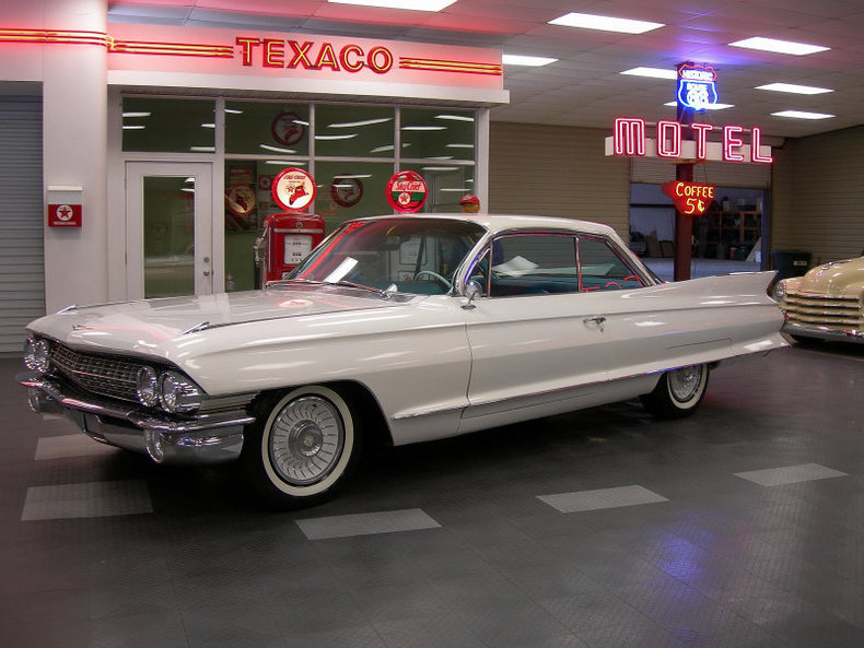 1961 Cadillac Coupe DeVille