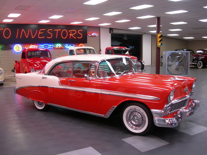 For Sale 1956 Chevrolet Bel Air