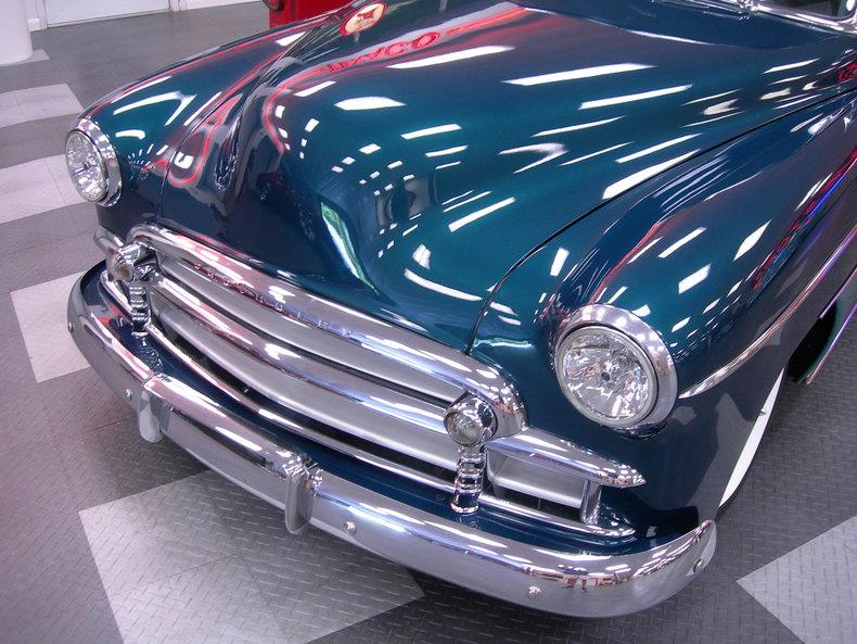 For Sale 1950 Chevrolet Fleetline