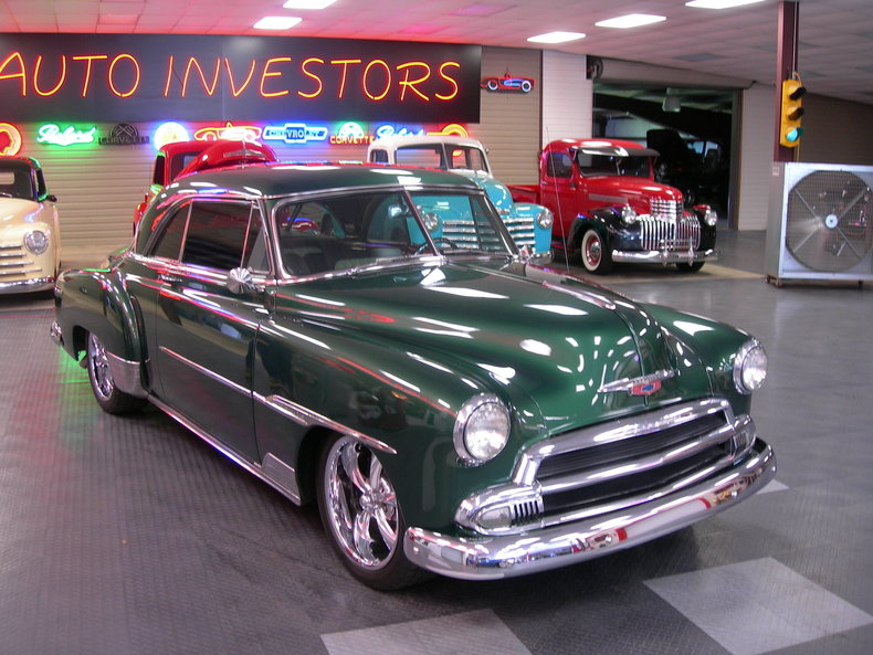 For Sale 1951 Chevrolet Deluxe