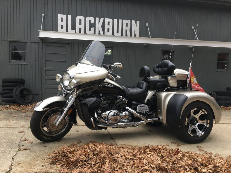 2009 2009 Yamaha Royal Star Venture S For Sale