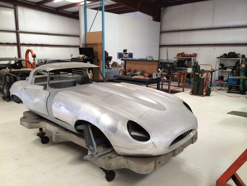 1962 1962 Jaguar Lightweight E Type For Sale