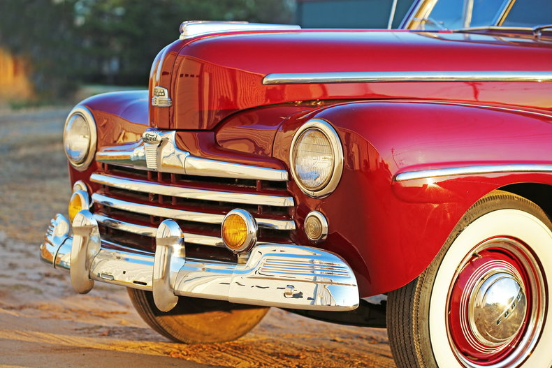 1947 1947 Ford Super Deluxe Convertible For Sale