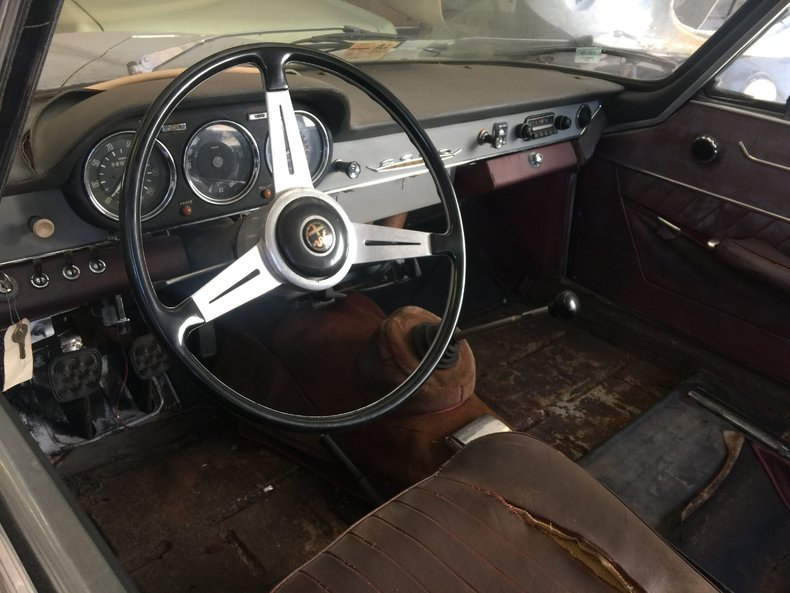 1963 1963 Alfa Romeo 2600 Sprint For Sale