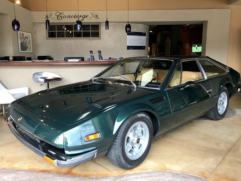 Lamborghini Jarama 400 For Sale