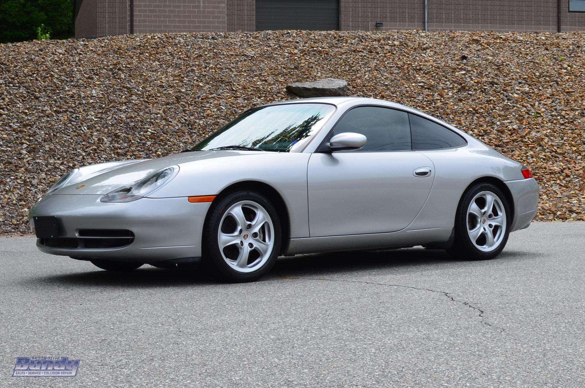 2917f41b014c hd 2000 porsche 911 carrera 2dr carrera cpe 6 spd manual