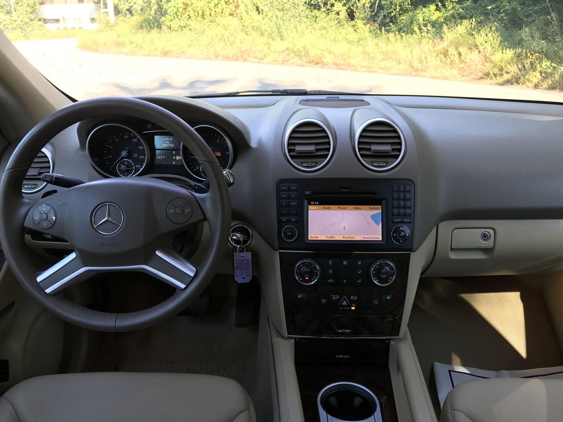 2010 Mercedes-Benz ML350 | Bundy Automotive