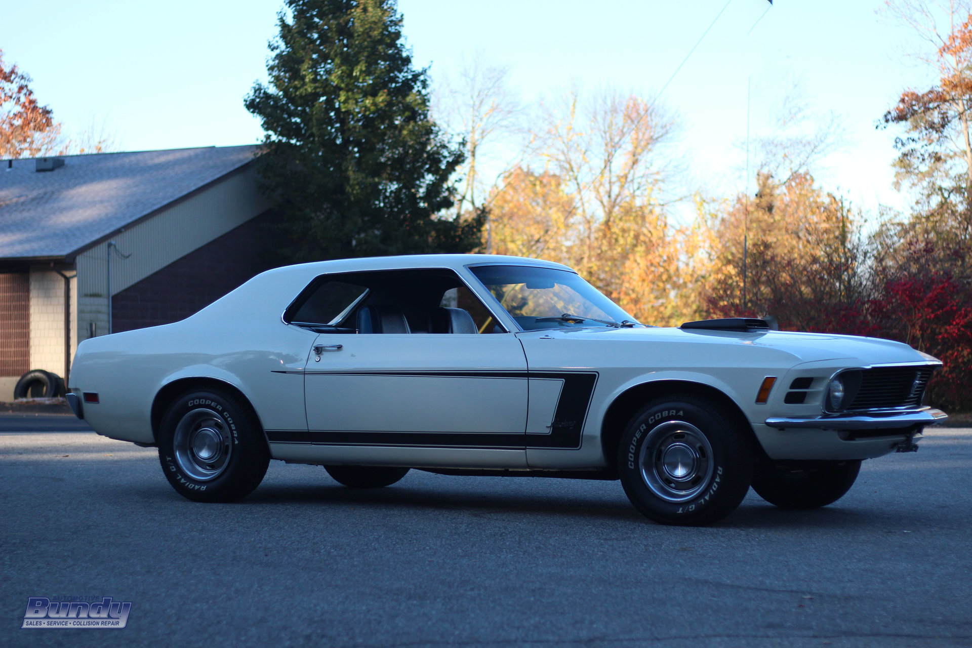 1970 Ford Mustang Coupe: 1970 Ford Mustang 470HP 351C MORE PHOTOS IN DESCRIPTION