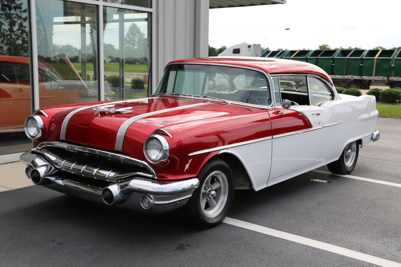 1956 Pontiac Catalina For Sale 51495 Mcg