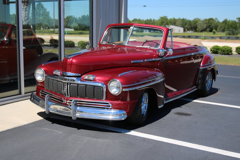 1948 Mercury Eight