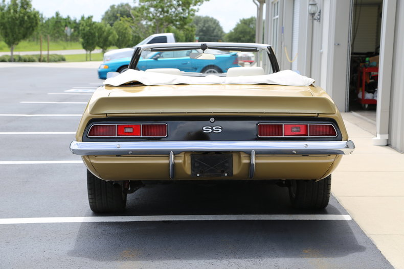 1969 Chevrolet Camaro Ss For Sale 51485 Mcg