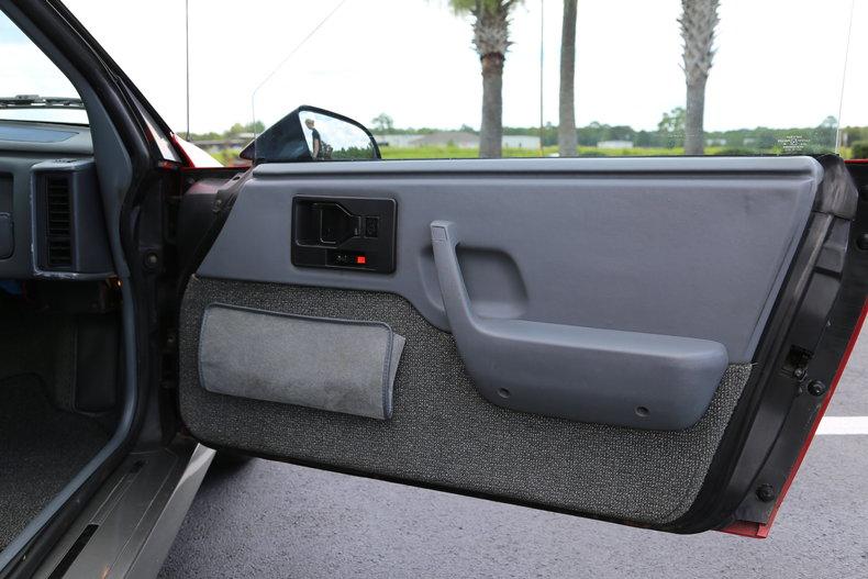 1986 1986 Pontiac Fiero For Sale