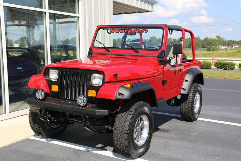 ... 1995 Jeep Wrangler ...