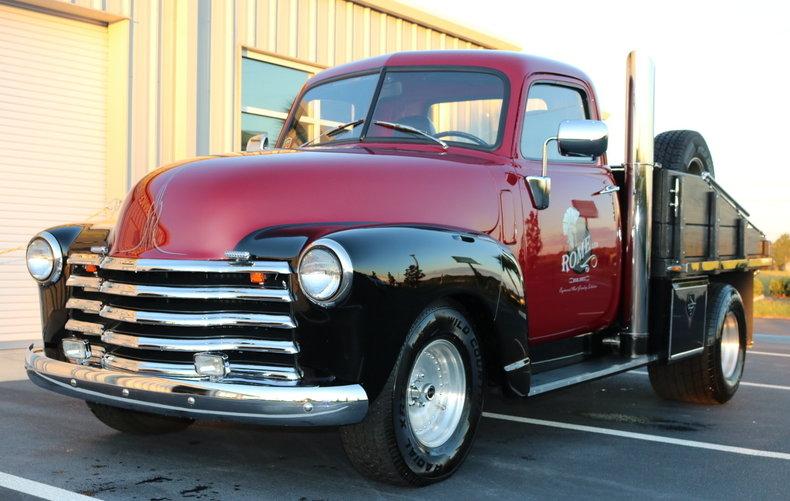 1948 Chevrolet 3/4-Ton Pickup