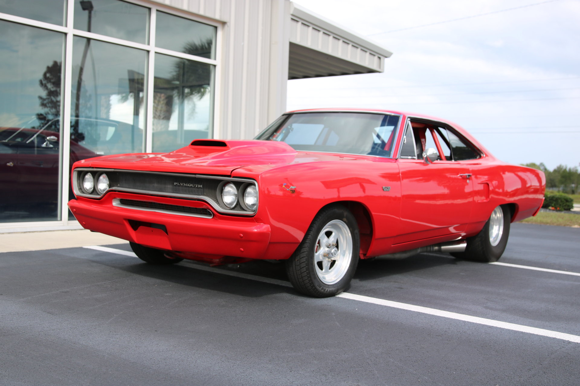 1970 plymouth road runner burnyzz american classic horse. Black Bedroom Furniture Sets. Home Design Ideas