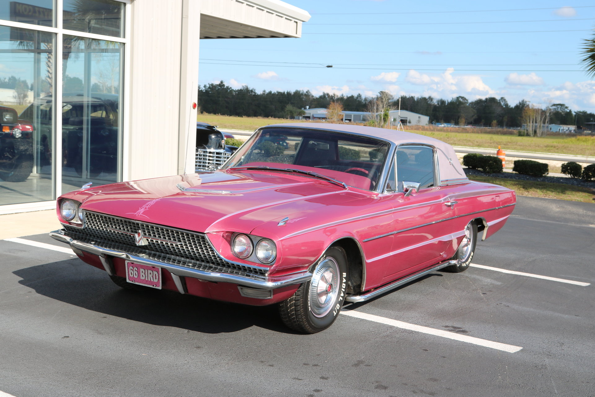 1966 Ford Thunderbird For Sale #75799