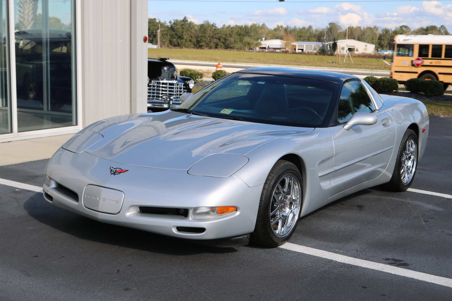 13552a9f4be3e hd 1999 chevrolet corvette