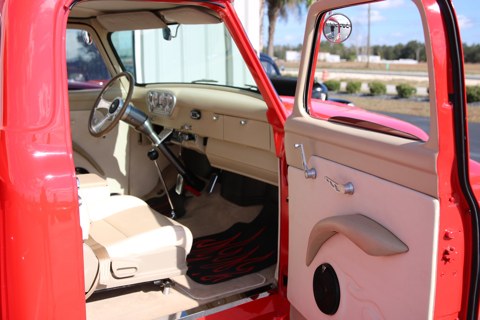 1955 Ford F100 For Sale 76226 Mcg Seat