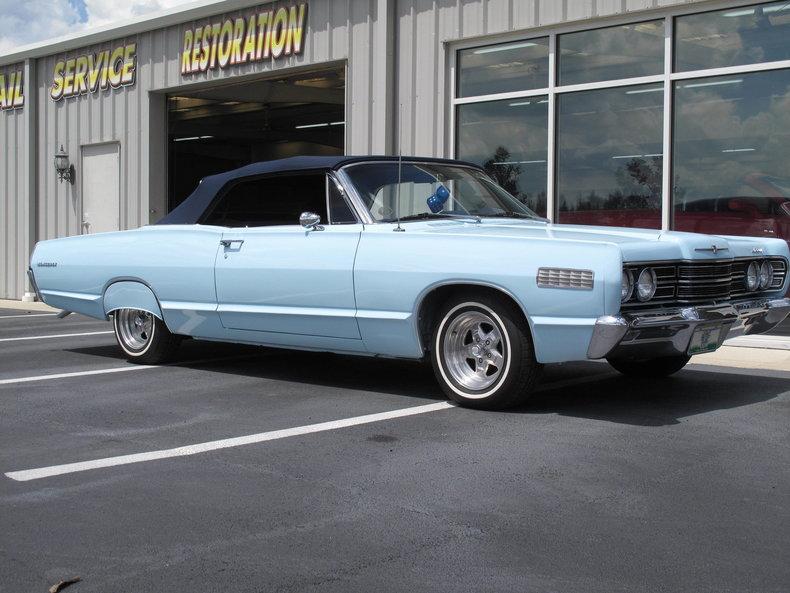 1967 Mercury Monterey 11