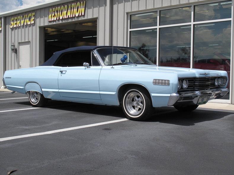 1967 Mercury Monterey 12