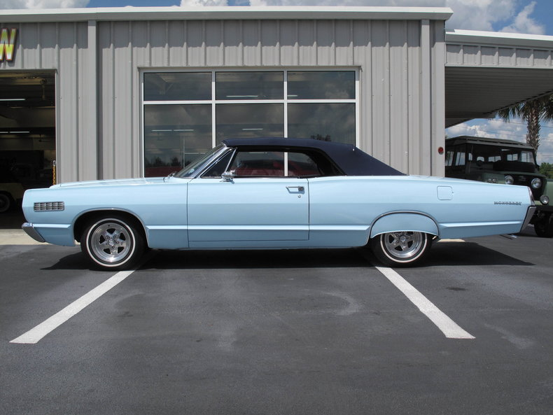 1967 Mercury Monterey 4