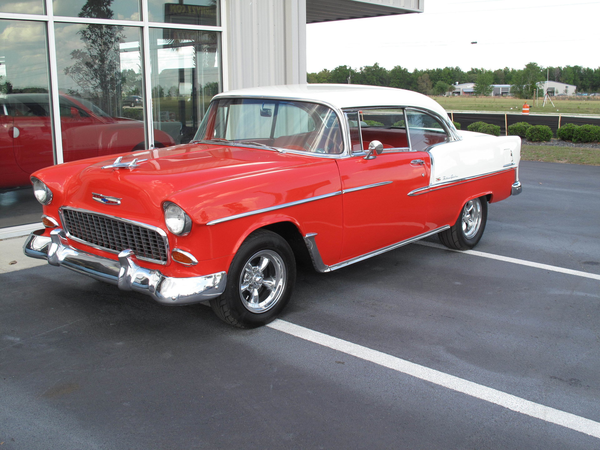 149579f0764e9 hd 1955 chevrolet sedan