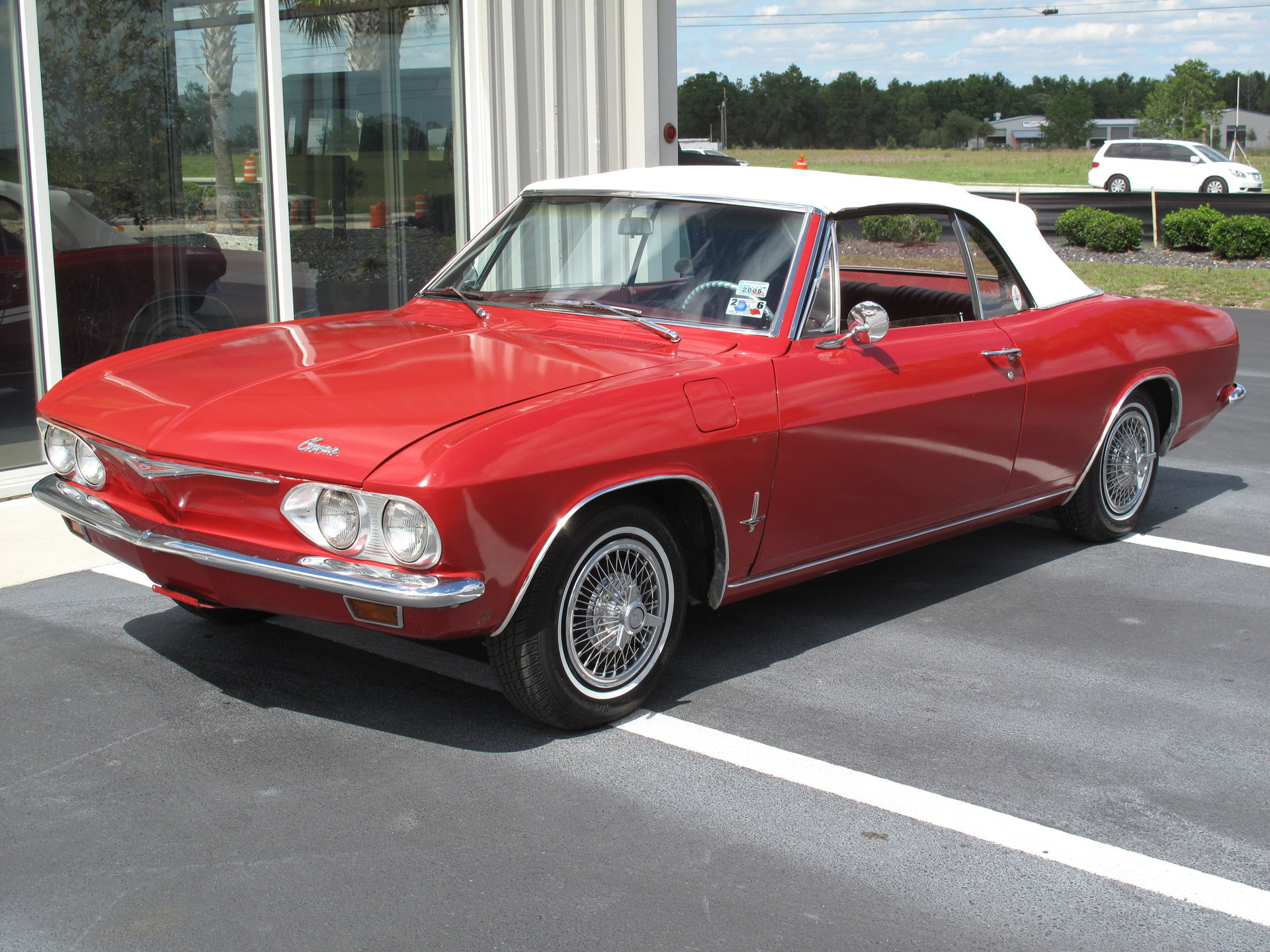 15232f7afccf6 hd 1965 chevrolet corvair monza
